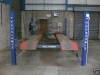 5000Kgs Tecalemit 4 Post Vehicle Lift - 2000