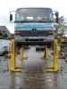 Column Lifts 2 Ton Bradbury Used Mobile Column for sale