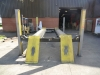 5500Kgs (5.5 ton) Rotary SM55-45, 4 Post Vehicle Lift  Ramp