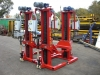 Britton column lifts 8 ton per leg Total 32000kgs
