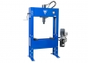 60 Tonne Electro-hydraulic Press with built in winch
